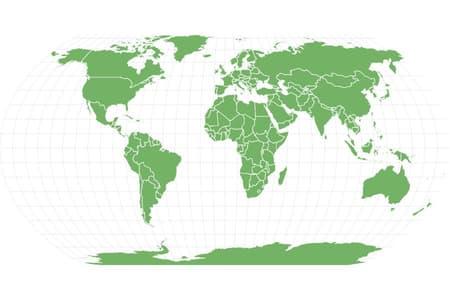 Samoyed Locations
