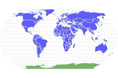 Snail Locations