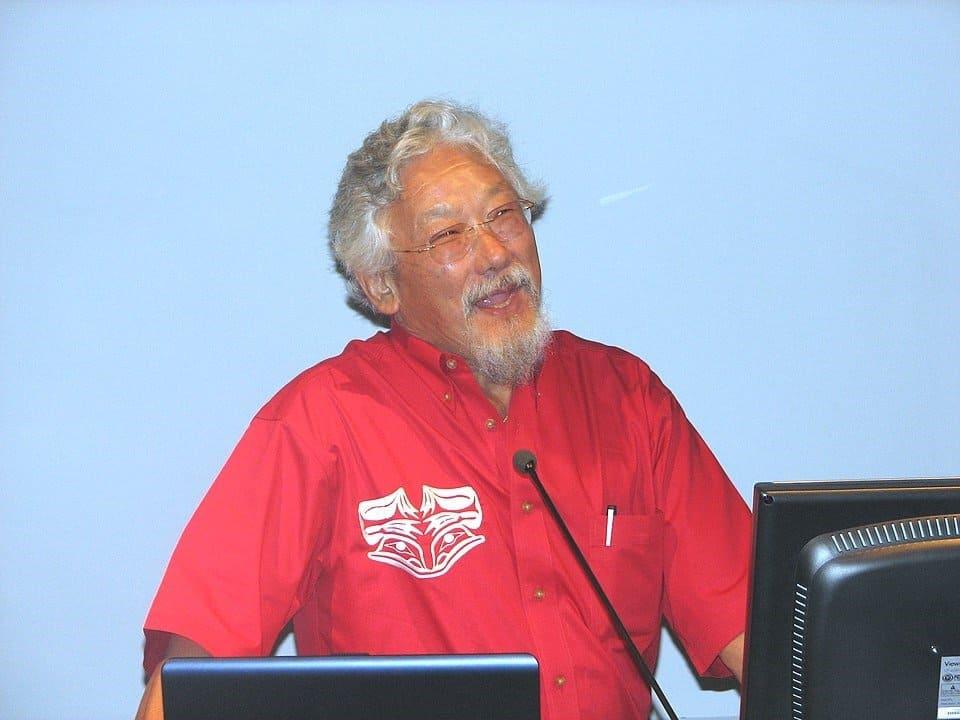 Famous Conservationists: David Suzuki