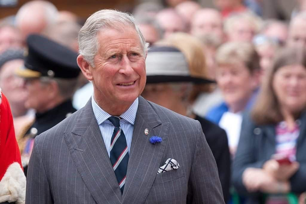 Famous Conservationists: HRH Prince Charles
