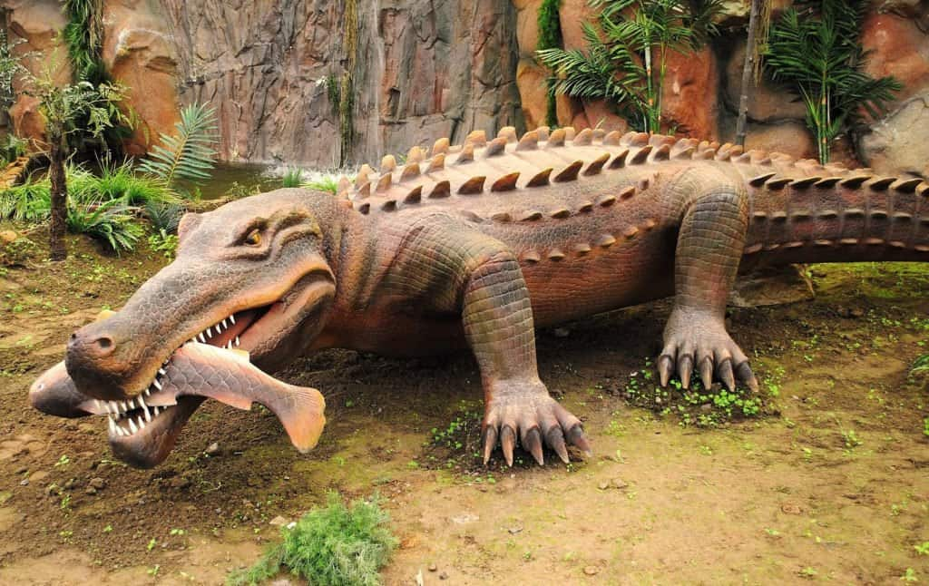 Los cocodrilos más grandes de la historia: Sarcosuchus imperator