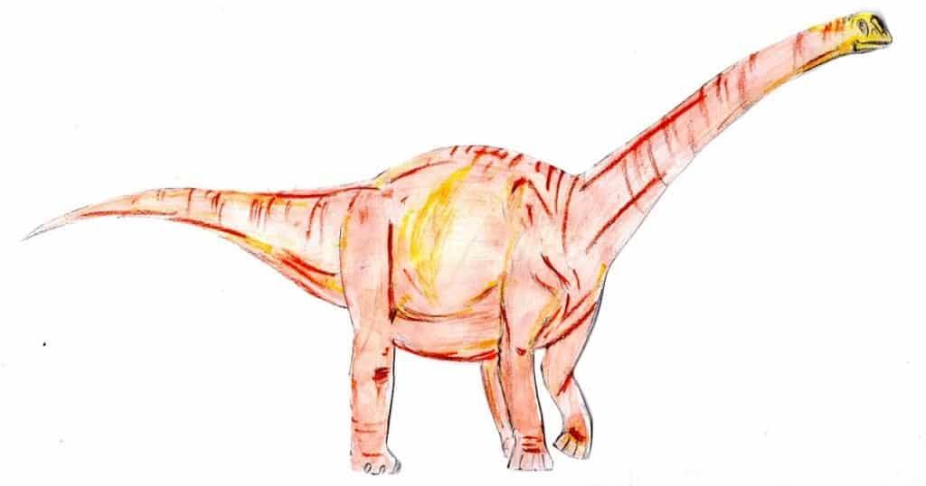 Los dinosaurios más grandes de la historia: Ruyangosaurus giganteus