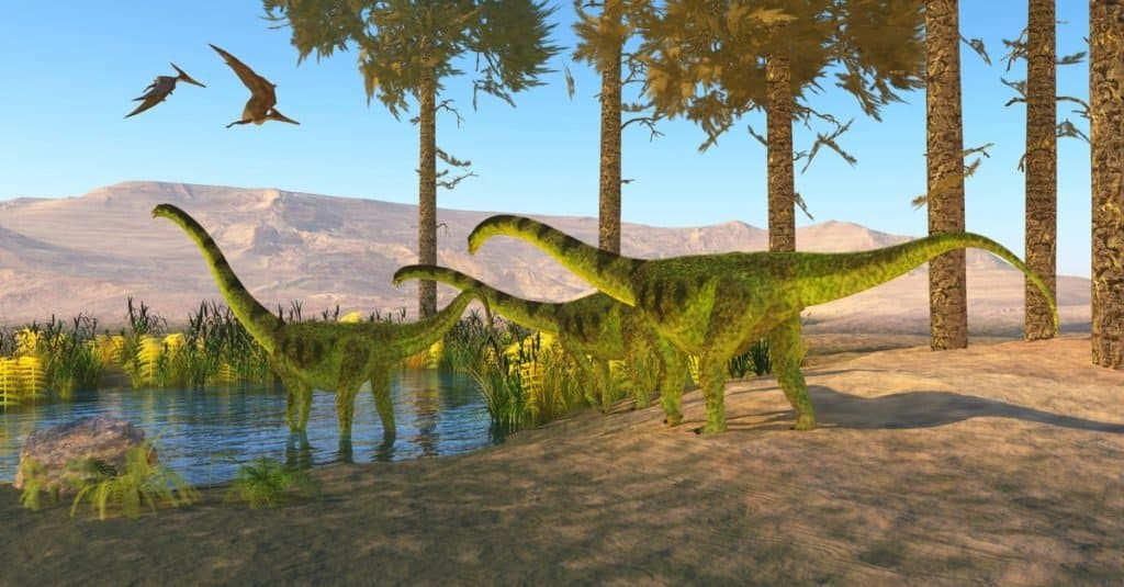 Los dinosaurios más grandes de la historia: Puertasaurus reuili