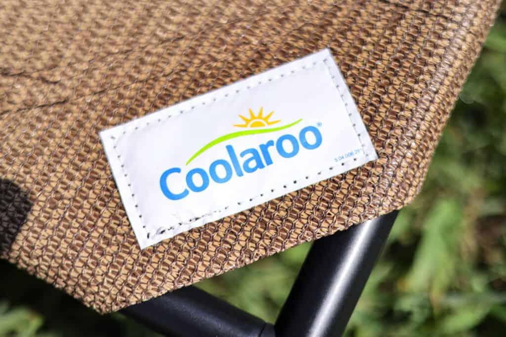 Coolaroo dog bed tag