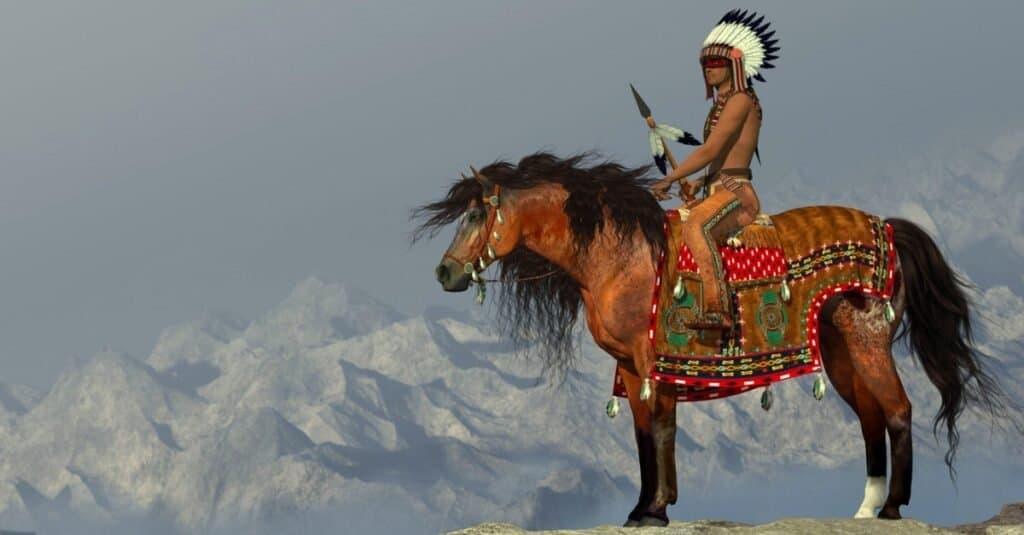 Weakest animal American Indian