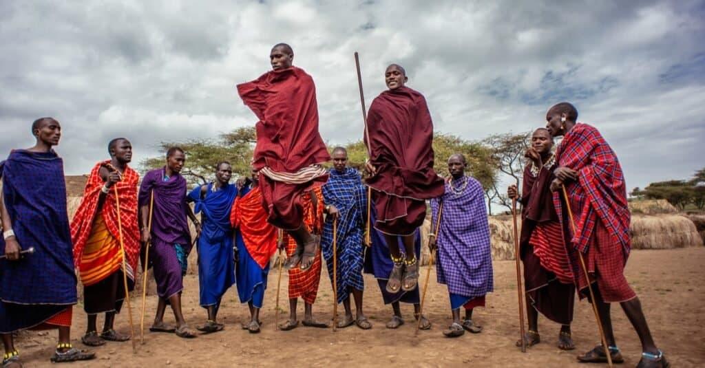 Are Humans Mammals-Masai