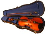 Musical instruments such as violins are made from rosewood